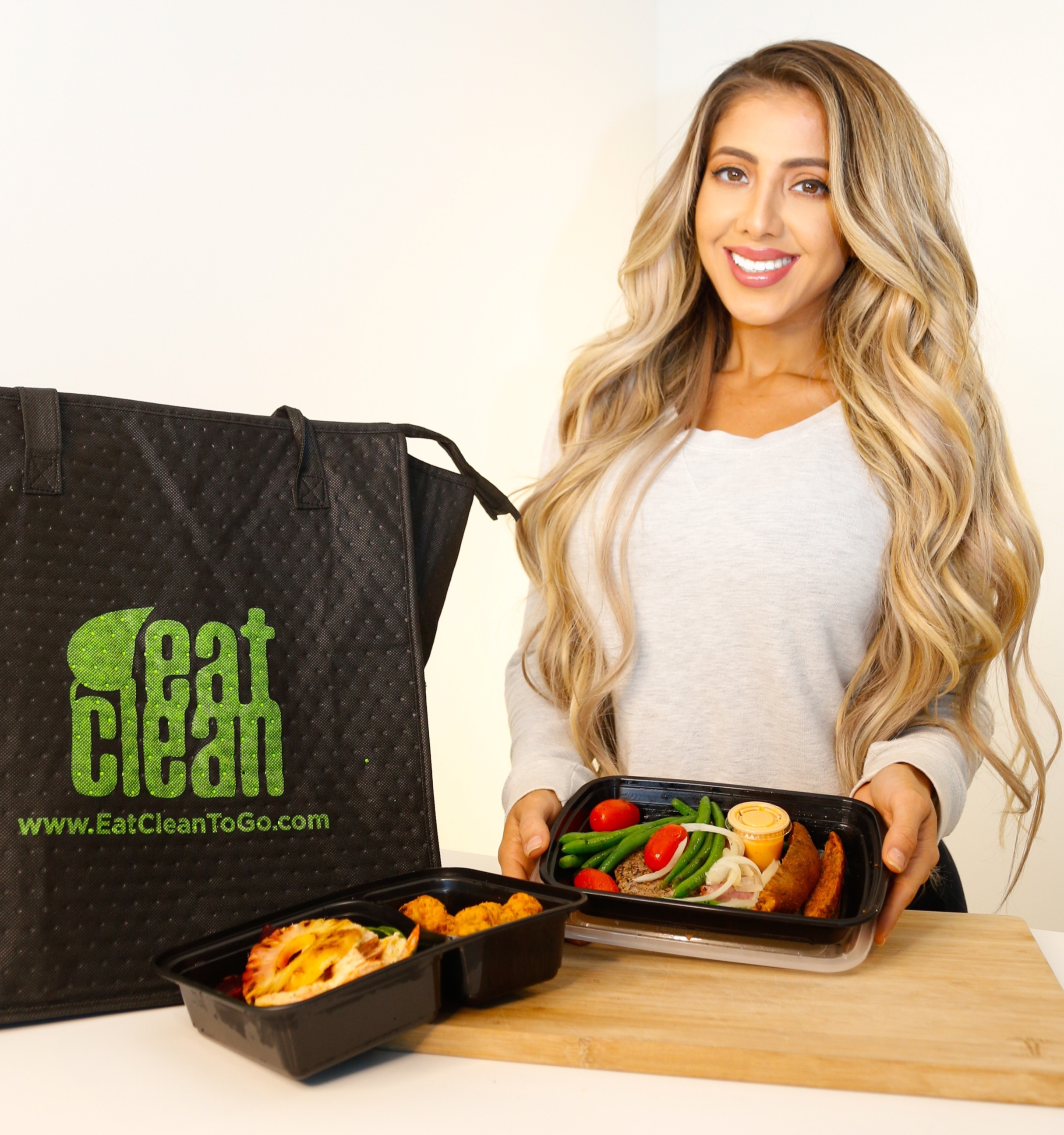 EatClean with Vanessa Mejia
