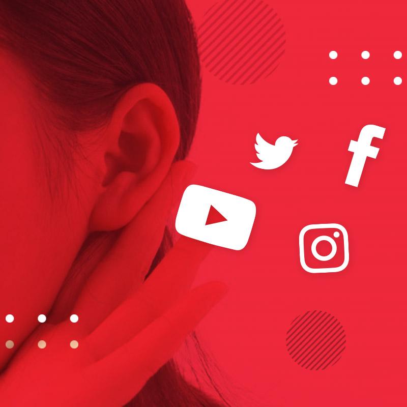 Listening de redes sociales
