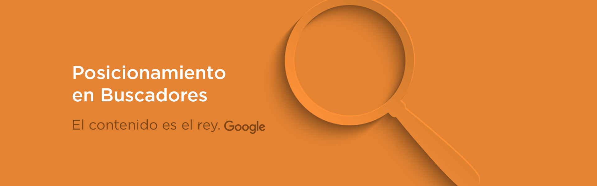 Posicionamiento en Buscadores Google
