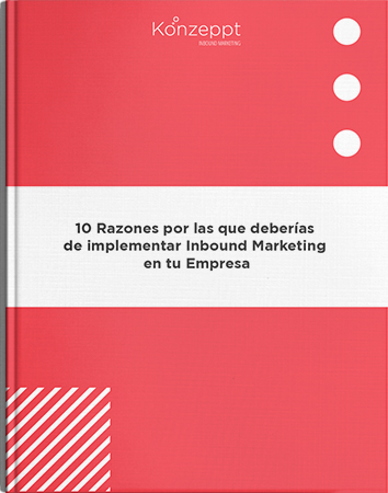 eBook: Razones para Implementar Inbound Marketing