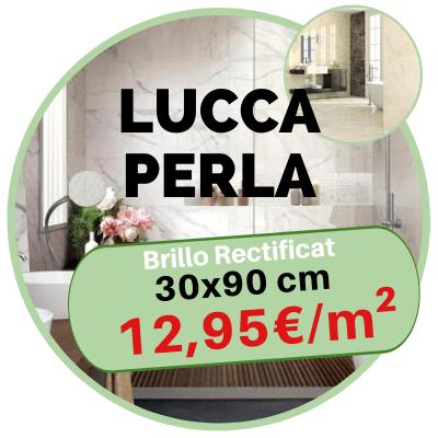 Calacatta Lucca Perla o Crema Rectificado